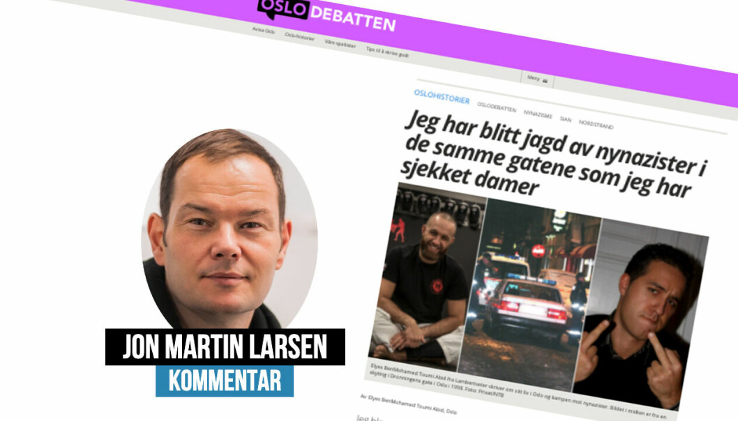 Jon Martin Larsen tror dette innlegget vil få flere til å ytre seg i media