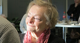 Det er veldig trist at Anne Baggethun er borte