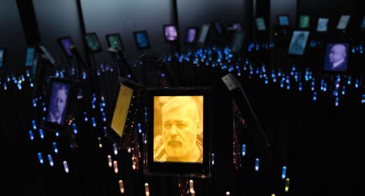 Fredsprisvinner Muratov tilegner prisen til drepte journalister
