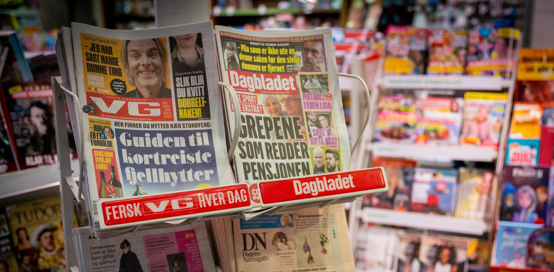 1,5 milliarder kroner er borte fra avishusene på ti år