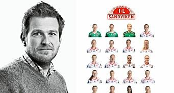 BT hedrer Sandviken-spillerne. Gir leserne mulighet til selv å henge bildene på veggen