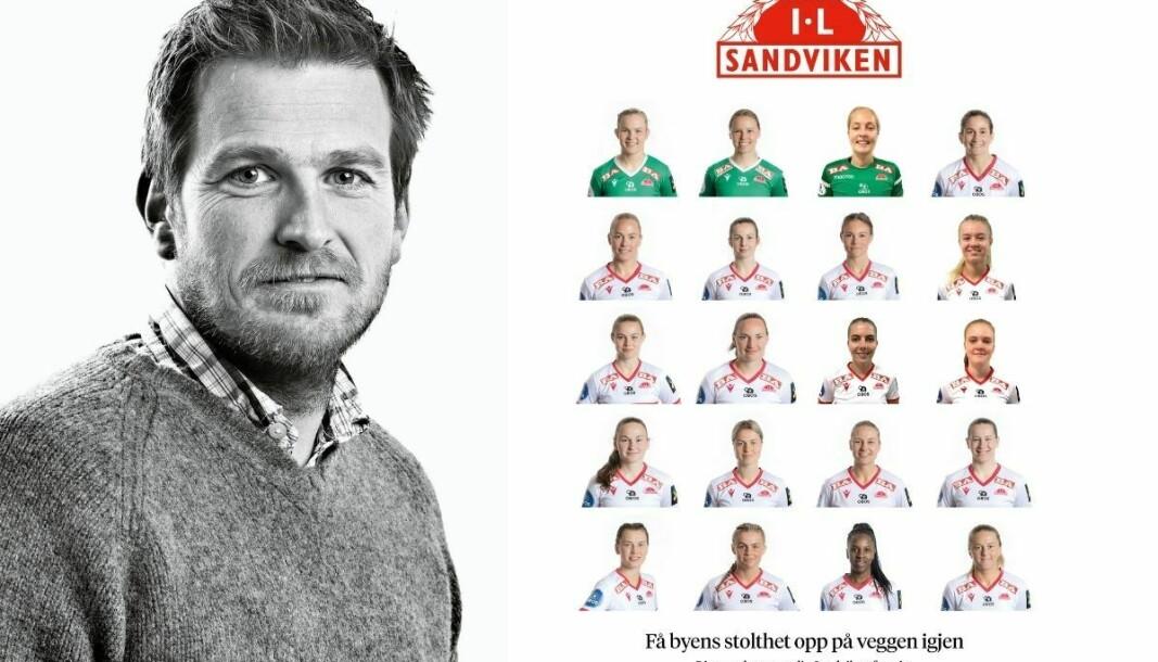 Papirsjef Tore Nilssen håper Bergens Tidendes abonnenter vil sette pris på avisens eget Sandviken-bilag, som blir utgitt lørdag.