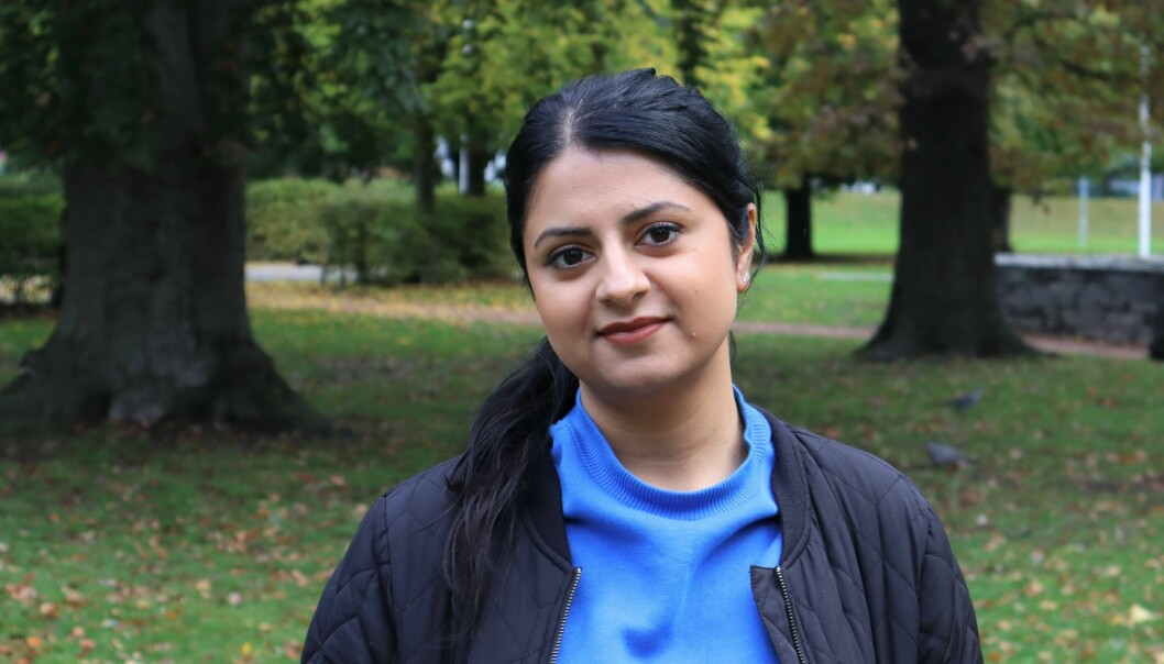 Hina Aslam har fått fast jobb i Dagsavisen.