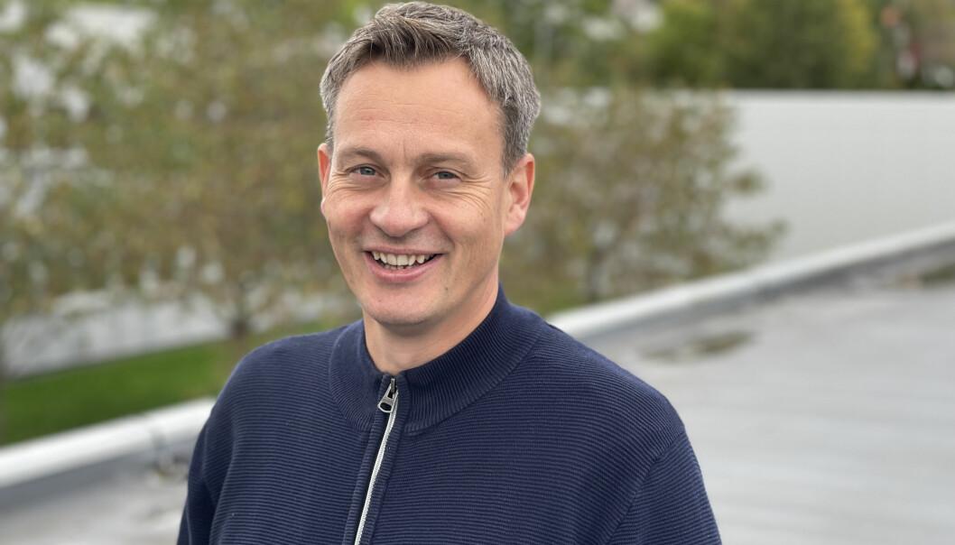 Håvar Fagerli vert eineleiar i Fjordendes Tidende.