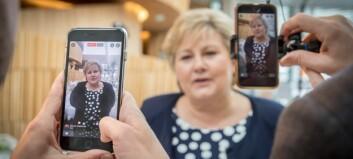 Høyre søker sjef for sosiale medier