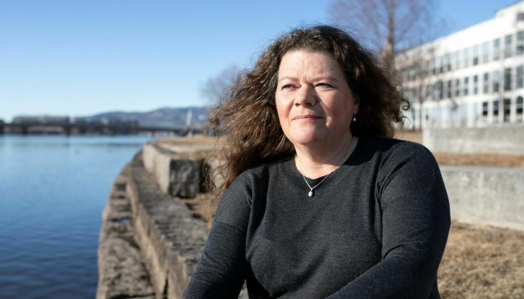 SVs nye mediepolitiske talsperson, Kathy Lie.