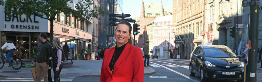 Etterlyser kvinnelige ledere: – Yrkeslivet i Norge er latterlig gammeldags