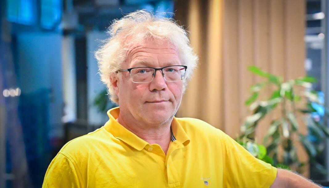 Fungerende publiseringssjef i NRK Oslo og Viken, Bjørnar Brechan, er ikke fornøyd med samarbeidet med Oslo universitetssykehus.