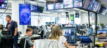 VG og VGTV søker tilkallingsvikarer