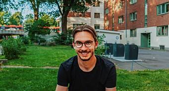 Geir Jone Karlsen (26) er NRK Sports nye some-journalist