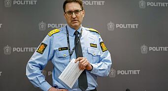 Politiet advarer mot spredning av bilder fra Kongsberg-dramaet