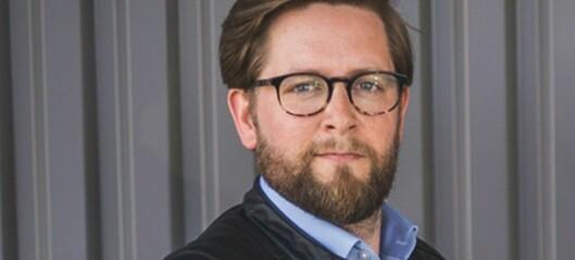 Eric er ny salgs- og markedssjef i Dagens Media