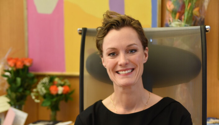 Anette Trettebergstuen (Arbeiderpartiet) blir ny medieminister.