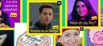 NRK P3 søker flermediale og visuelle journalister til nytt meningerprosjekt