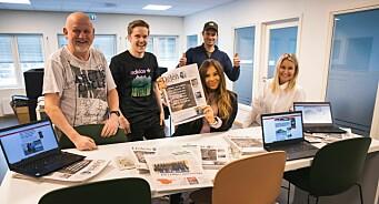 Dølen søker engasjert journalist