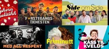 NRK søker redaksjonsleder til underholdningsavdelingen