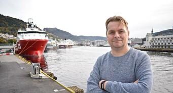 Ny redaktør i Skipsrevyen