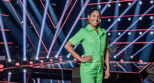 Hun skal lede The Voice på TV 2: – Vanvittig stort