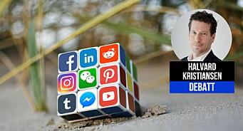 Samarbeid for å snu pengestrømmen til Google og Facebook