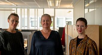 Morgenbladet lager podkast i et «kott» – nå bygger de nytt studio sammen med Vårt Land og Dagsavisen