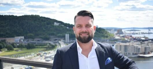Erik Holmen: – De fleste salgsprosesser er i dag utdaterte
